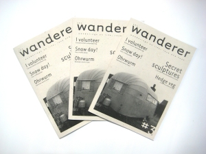 The Wanderer issue #3